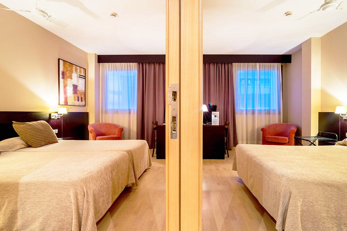 habitaciones hotel teruel spa hotel ciudad de teruel